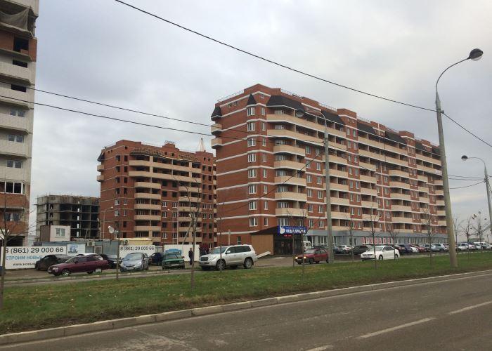 жк любимый дом на московской