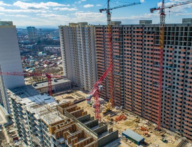 фото жилого комплекса на магистральной